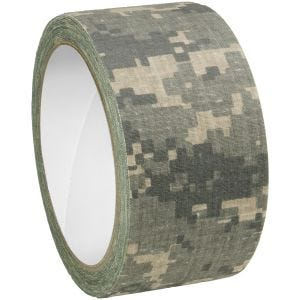 MFH Fabric Tape 5cm x 10m AT-Digital