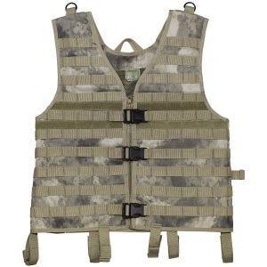 MFH Vest MOLLE Light HDT Camo AU