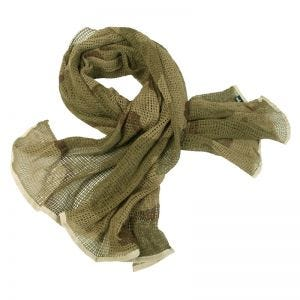 Mil-Tec Net Scarf 3-Color Desert