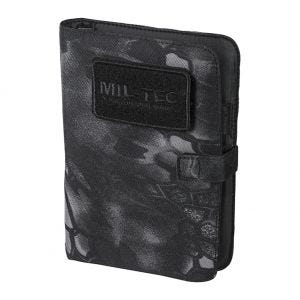 Mil-Tec Tactical Notebook Small Mandra Night