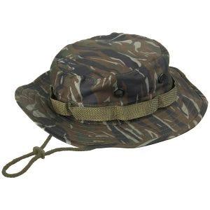 Mil-Tec GI Boonie Hat Tiger Stripe