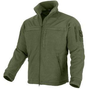 Mil-Tec Elite Fleece Hextac Jacket Olive