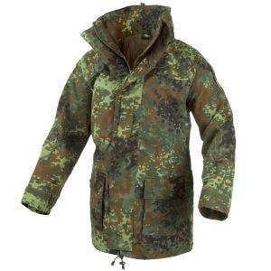 Mil-Tec BW ECWCS Jacket Flecktarn