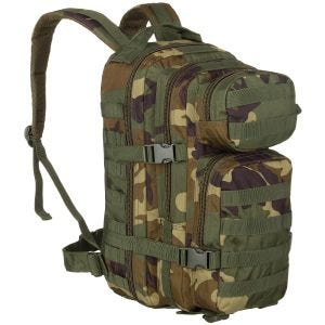 Mil-Tec MOLLE US Assault Pack Small Woodland