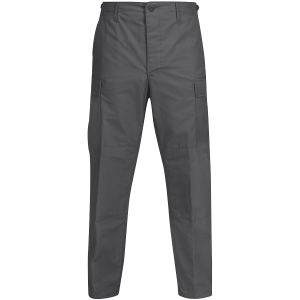 Propper BDU Trousers Button Fly Polycotton Ripstop Dark Grey