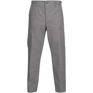 Propper BDU Trousers Button Fly Polycotton Ripstop Gray