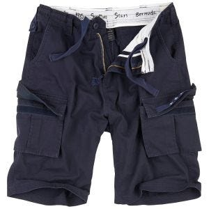 Surplus Stars Bermuda Dark Blue