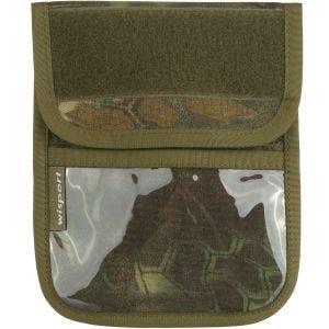 Wisport Patrol Neck ID Wallet Kryptek Mandrake